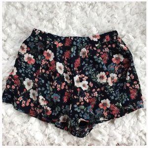 a'gaci Skirts - HP | a'gaci floral two piece short set |